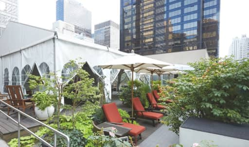 Spacious Salon and All Weather Rooftop in Midtown, New York, NY | Peerspace