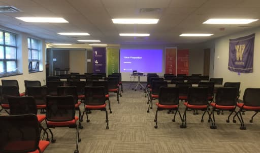 University District Event Space with Audio/Visual Studio in University District, Seattle, WA | Peerspace
