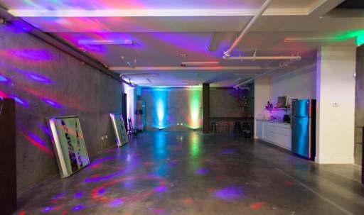 Modern Industrial Style Art Gallery in the Mission - Lower Floor Rental in Mission District, San Francisco, CA | Peerspace