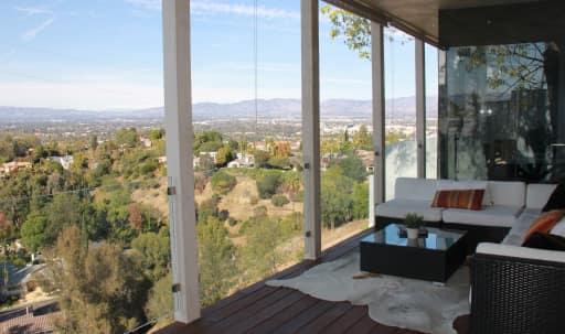 Modern Home with 180 Degree view in Studio City, los angeles, CA   Peerspace