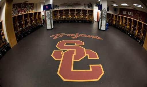 Locker Room in Legendary DTLA Stadium in South Figueroa Corridor, Los Angeles, CA | Peerspace