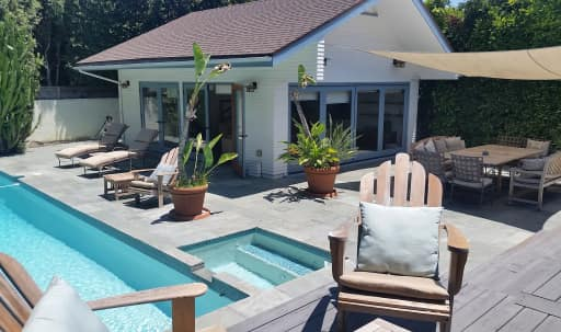 Beautiful West Hollywood Home With Pool In Historic Spaulding Square in Central LA, West Hollywood, CA | Peerspace