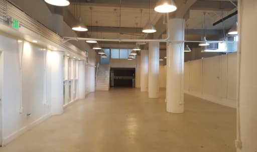 Versatile Industrial Space in SOMA: 17ft high ceilings, 3,000 sqft, near South Park in South of Market, San Francisco, CA | Peerspace