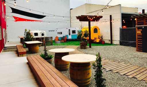 Outdoor SoMa Event & Meeting Space - Outcamp By Campsyte in South of Market, San Francisco, CA | Peerspace