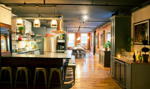 Full Service Culinary Loft for Events in Little Italy, New York, NY | Peerspace