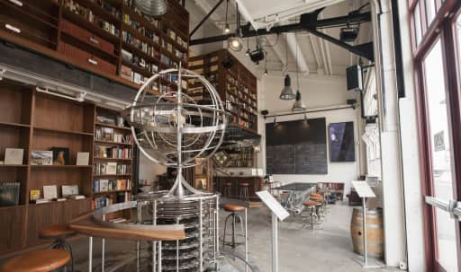 A Place for Conversations | Futurist Bar, Cafe, Museum and Event Space in Marina District, San Francisco, CA | Peerspace
