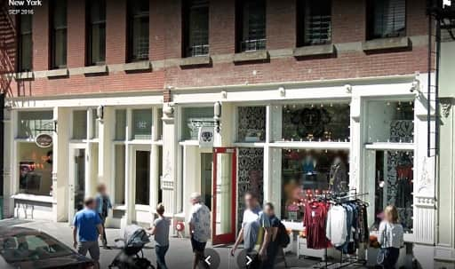 Bright SoHo / West Village boutique in prime location with huge glass storefront in Lower Manhattan, New York, NY | Peerspace