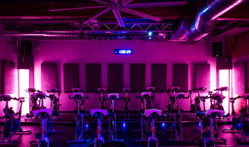 Industrial Chic Indoor Cycling Studio. in Pico, Santa Monica, CA | Peerspace
