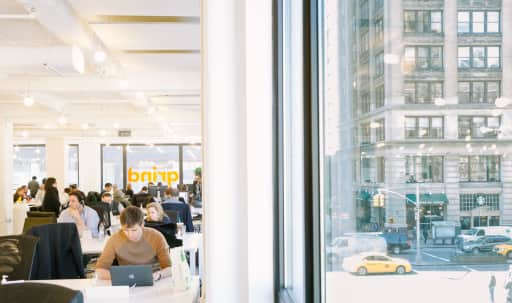 Bright, modern coworking space that can transform into event space in Midtown, New York, NY | Peerspace