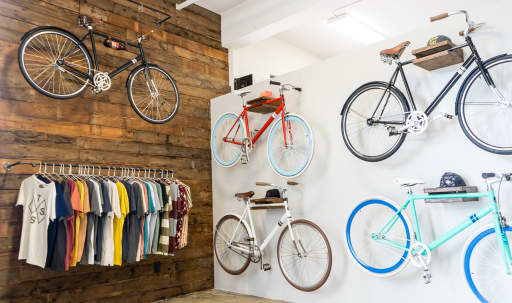 Office/Showroom for Bicycle Shop on Main St in Venice, CA in Venice, Venice, CA | Peerspace