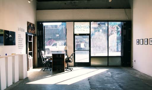 1/2 OFF FLASH SALE: Eclectic Arts District Gallery for Filming/Private Events/Pop Up Retail in Central LA, Los Angeles, CA | Peerspace