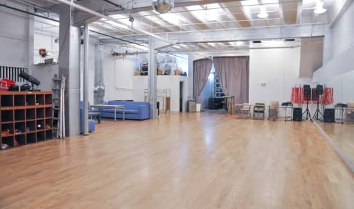 Converted Warehouse Dance Studio in South of Market, San Francisco, CA | Peerspace