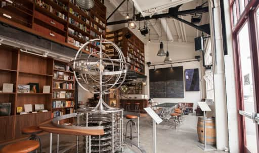 Private Buyout at Futurist Bar in Fort Mason (49-Person Evening Event) in Marina District, San Francisco, CA | Peerspace