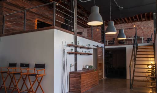 Industrial Studio with White Cyc in Hollywood in Central LA, Los Angeles, CA | Peerspace