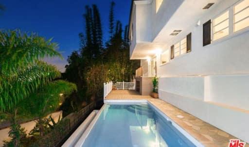 Elegant Hollywood Hills Modern Home. Views, Chateau Marmont, & Pool. in Central LA, Los Angeles, CA | Peerspace