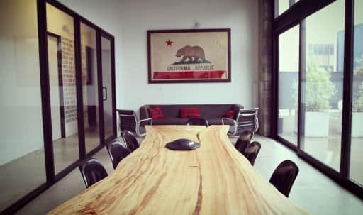 Modern/Industrial Meeting Room in McLaughlin, Culver City, CA | Peerspace