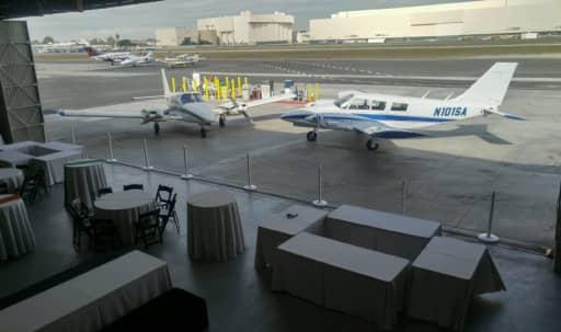 Airport Hangar Meeting or Party Space in Long Beach Ca.! in undefined, Long Beach, CA | Peerspace