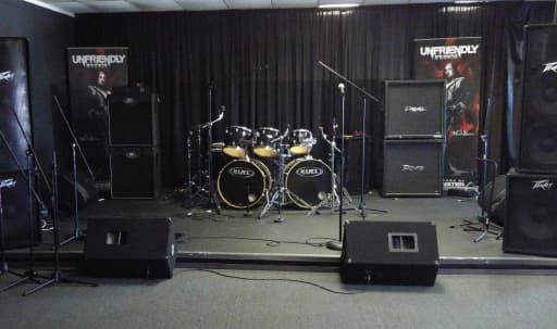 4500sf Venue style Studio with Stage, Bar, Kitchen, Recording studio, photo shoots and more in Boyle Heights, Los Angeles, CA   Peerspace