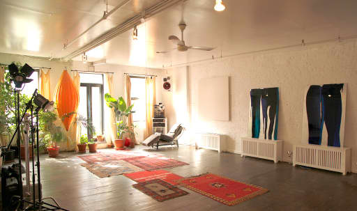 Classic Open Space Artists Loft in Midtown, New York, NY | Peerspace