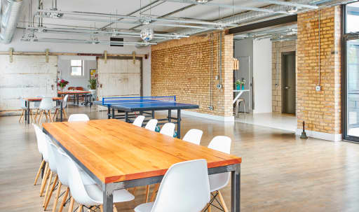 West Loop Loft Space with Skyline View and Roof Top Farm in West Side, Chicago, IL | Peerspace