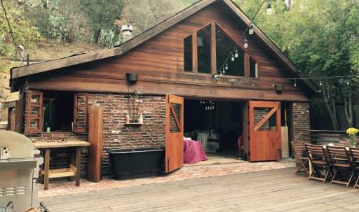 Rustic Rock n' Roll Cabin in Central LA, Los Angeles, CA | Peerspace