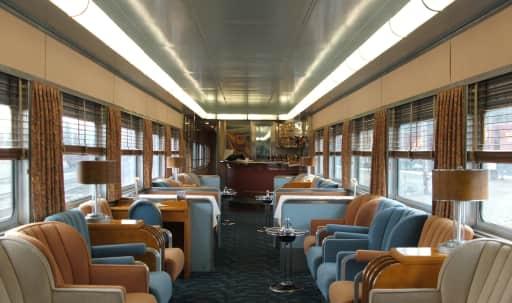 Vintage Railroad Passenger Car in Chinatown, Los Angeles, CA | Peerspace
