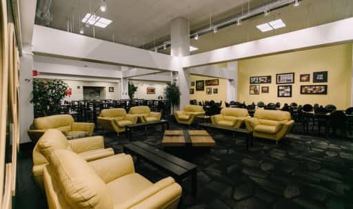 Midtown showroom space converted to lounge - walking distance to Empire State Building in Midtown, New York, NY | Peerspace