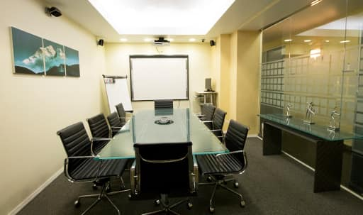 Comfortable Conference Room for 10 People with Projector by Grand Central  - GC in Midtown, New York, NY | Peerspace