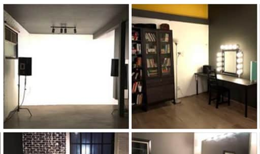 White Photo Studio With Multiple Sets in Central LA, Los Angeles, CA   Peerspace