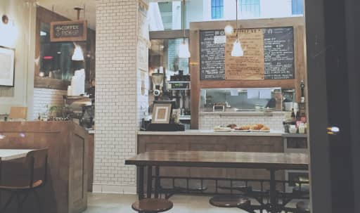 Cozy Modern Cafe w/ Commercial Kitchen in Chinatown, San Francisco, CA | Peerspace