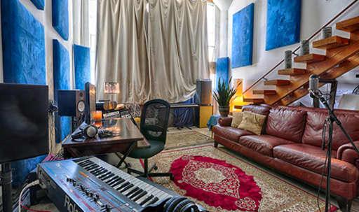 Downtown Industrial Loft Recording Studio in Central LA, Los Angeles, CA | Peerspace