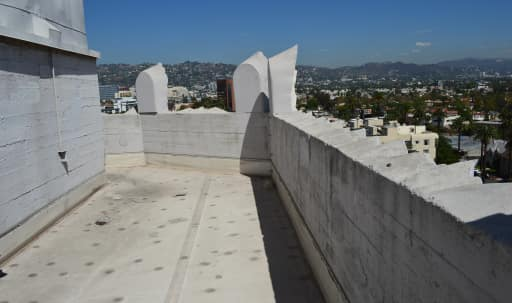 Historic 9 Story Rooftop overlooking Hollywood/Beverly Hills in undefined, Beverly Hills, CA | Peerspace
