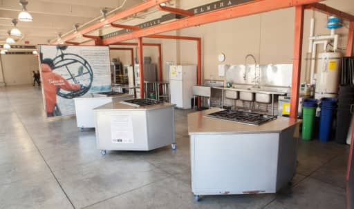 Event Kitchen In Ferry Building in Rincon Hill, San Francisco, CA | Peerspace