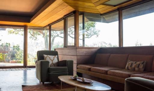 Pristine Mid Century Modern Architectural Gem with Patio & Soaring Views in Northeast Los Angeles, Los Angeles, CA   Peerspace