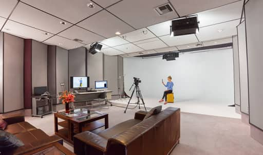 Soundproof Production and Photography Studio with 3 Wall Cyc in Lucerne - Higuera, Culver City, CA | Peerspace