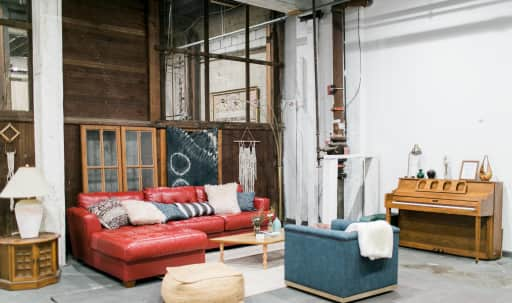 Art's District, warehouse, eclectic, easy access in Central LA, Los Angeles, CA | Peerspace