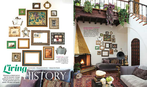 1920's historic landmark, Spanish courtyard + townhouse with original charm + antique/ bohemian flair in Central LA, los angeles, CA | Peerspace