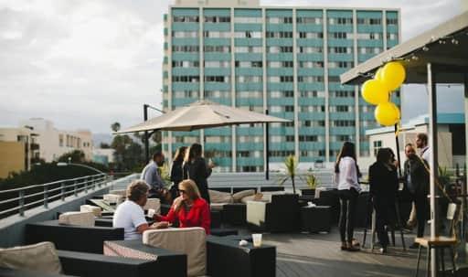 Downtown Santa Monica Rooftop in Mid-City, Santa Monica, CA | Peerspace