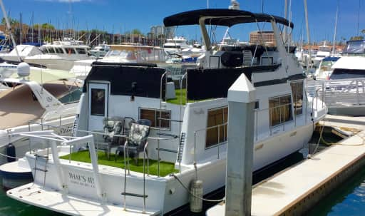 The Ultimate Marina Setting: Luxury Yacht in undefined, Marina del Rey, CA | Peerspace