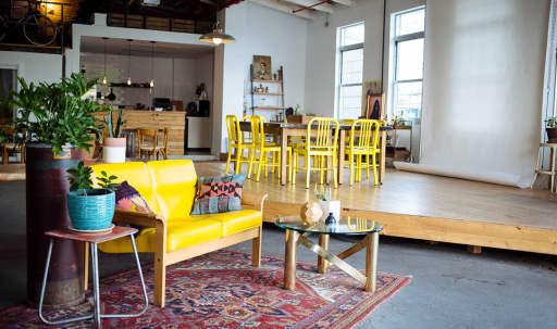 Bright Converted Warehouse Space in Gowanus, Brooklyn, NY | Peerspace