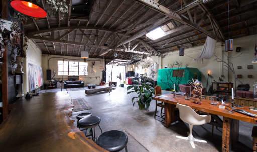 Creative Warehouse Loft in Central LA, Los Angeles, CA | Peerspace