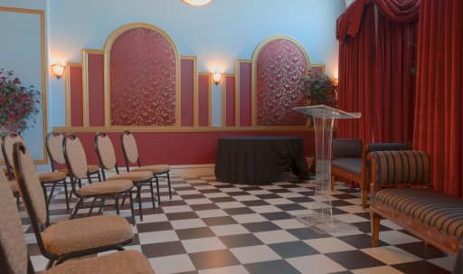 Historic Theater Reception Room (private kitchen and bathroom) in undefined, Beverly Hills, CA | Peerspace