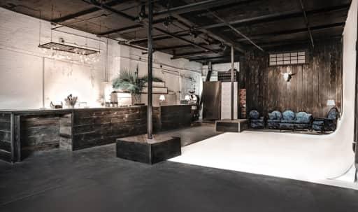 Urban Studio Space in Williamsburg Brooklyn with a Cyc Wall in East Williamsburg, Brooklyn, NY | Peerspace
