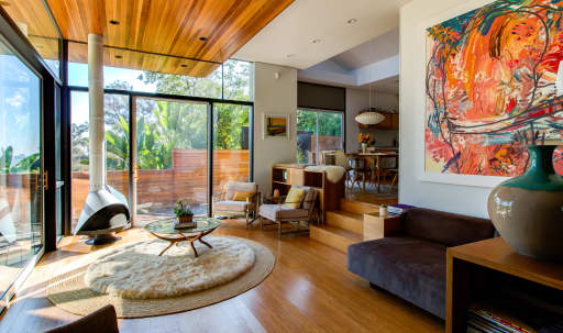 MidCentury Modern Architectural Home in Silverlake - Featured on Dwell on Design Home Tour, Cover of Multiple Catalogs in Silver Lake, Los Angeles, CA | Peerspace