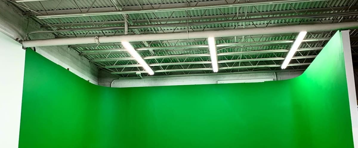 New Photography & Videography Studio | Cyclorama Wall in Temple hills Hero Image in undefined, Temple hills, MD