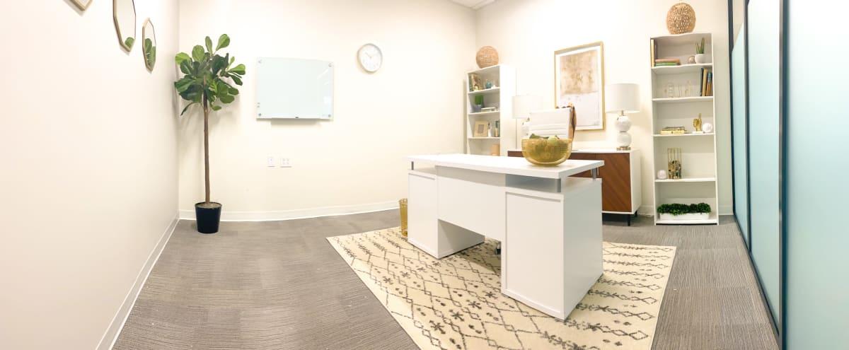 Stylish Modern Office Suite in Atlanta Hero Image in Perimeter Center, Atlanta, GA