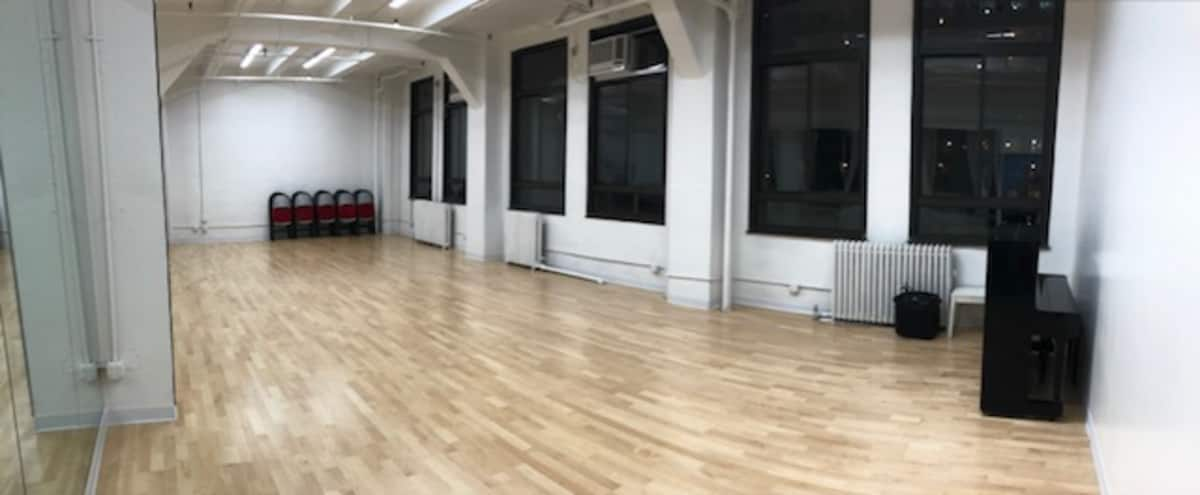 Midtown Rehearsal and Event Studio in New York Hero Image in Midtown, New York, NY