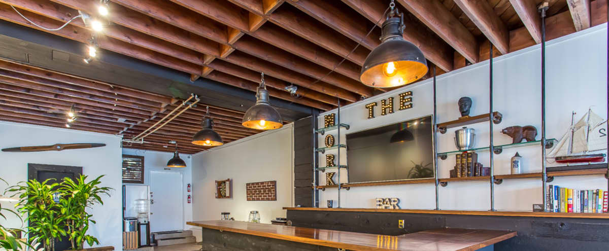 Centrally located dynamic Offsite/Event space with a Madmanesque classy vibe.  Comfortably serving up to 60 people at a time. in Los Angeles Hero Image in Culver City, Los Angeles, CA