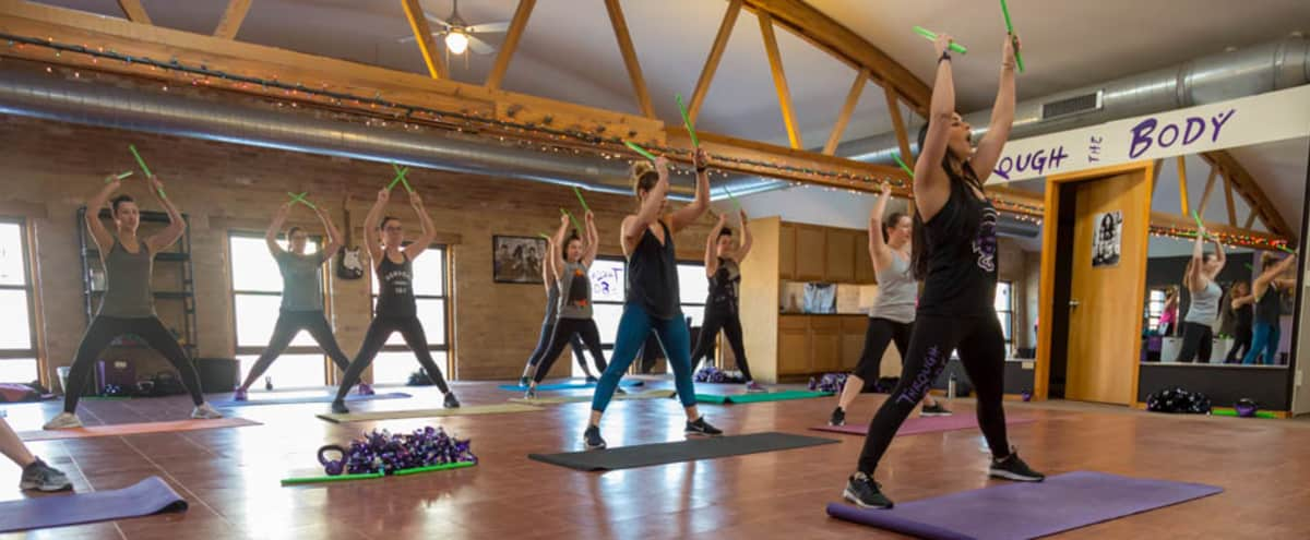Loft Style Fitness Studio in Chicago Hero Image in West Town, Chicago, IL