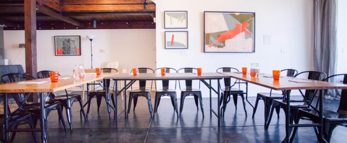 Inspiring Creative Space for Collaborative Meetings in San Francisco Hero Image in Bernal Heights, San Francisco, CA